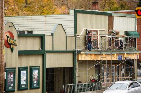 Rénovation générale - Revêtement extérieur aluminium - Construction Bélanger et fils