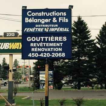 Construction Bélanger et Fils